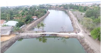 BBWSC3 Banten Reklamasi Eks Kali Ciujung