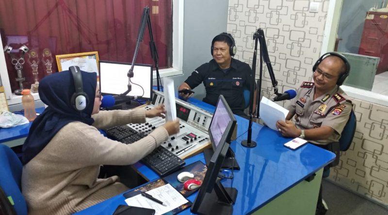 Dit Binmas Polda Banten Sosialisasi Tindak Pidana Narkotika dan Radikalisme
