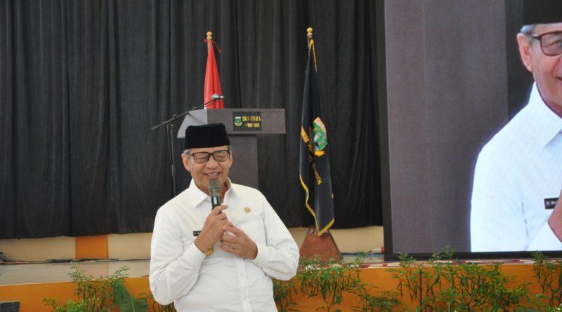 Gubernur WH : Semua Produk Hasil Tani Banten Harus Berlabel Banten