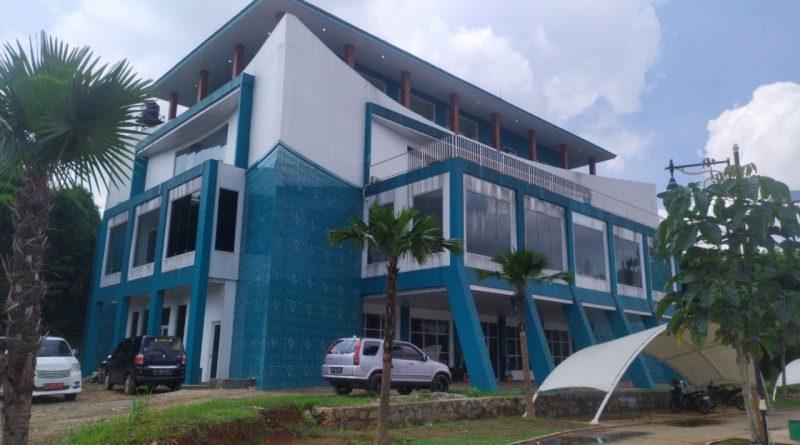 Gedung Dinas Perpustakaan Tidak Dilengkapi Instalasi Pemadam Kebakaran