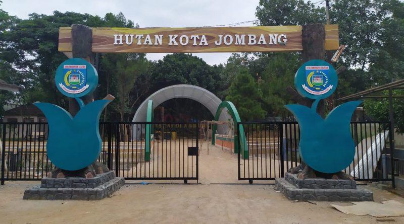 Tangsel Punya Destinasi Wisata Baru, Taman Hutan Kota Jombang
