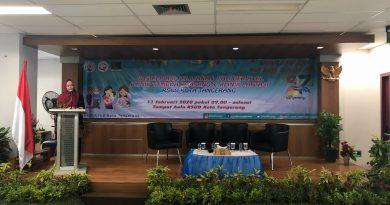 RSUD Kota Tangerang Lakukan Sosialisasi Pelayanan Tiga Poli Baru