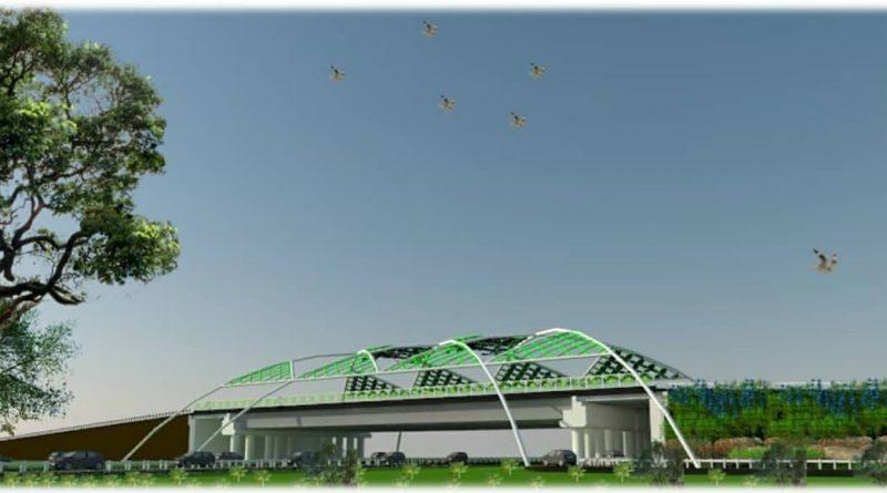 Benahi Bogeg, Banten Tingkatkan Infrastrukur Ibukota Provinsi