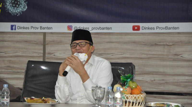 Simulasi Dampak Ekonomi Akibat Corona, Gubernur WH: Banten Siapkan Jaring Pengaman Sosial