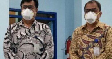 Perumdam TKR Memberlakukan Protap Antisipasi Pencegahan Penyebaran Covid-19
