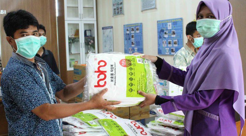 Pemkot Distribusikan Alat Pelindung Diri Ke Seluruh Rumah Sakit Di Kota Tangerang