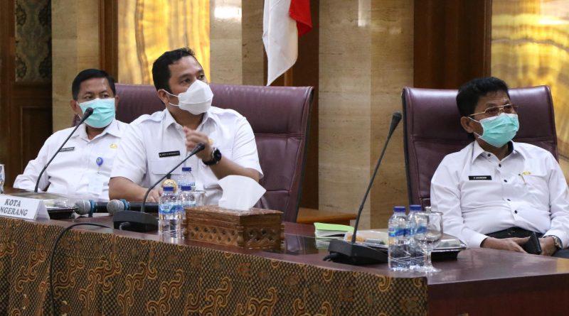Pemkot Tangerang Ajukan PSBB ke Pemprov