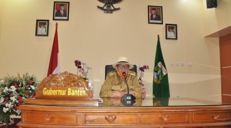 Antisipasi Pembatasan Sosial Berskala Besar, Gubernur WH: Persediaan Beras Banten Mencukupi
