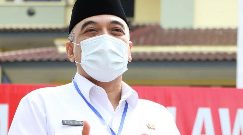 Pemkab Tangerang Bersiap Menuju New Normal