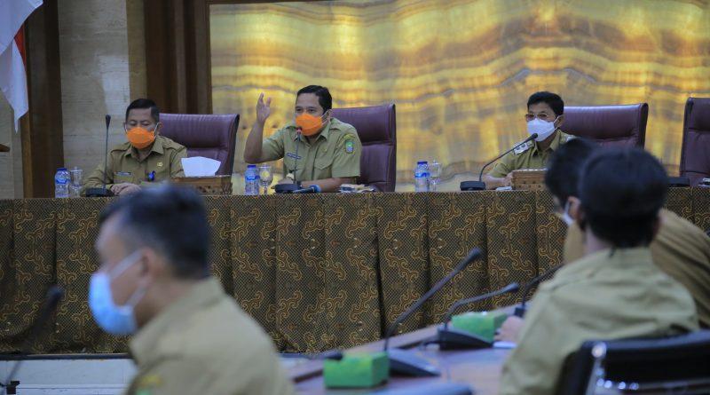 """Kota Tangerang Bersiap Untuk """"New Normal"""""""