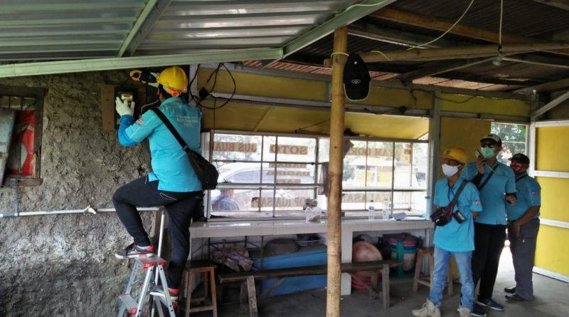 Rama : 50% Oknum Pelanggan Pencurian Listrik di Area Jaringan Sepatan