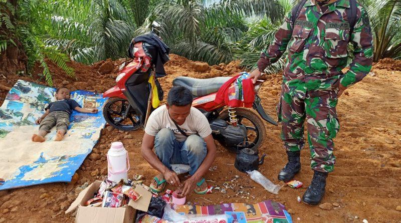 Berkah Bagi Masyarakat Setelah Dibukanya Jalan Antar Kecamatan