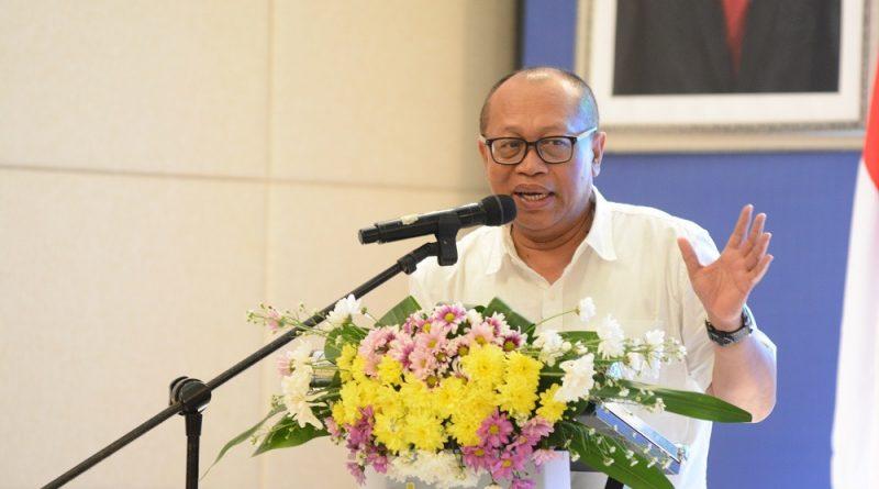 Direktur Utama BPJAMSOSTEK, Agus Susanto