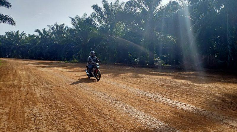 TMMD Dalam Kegiatan Pembangunan Jalan, Memudahkan Akses Jalan Warga Desa CINTA MEKAR