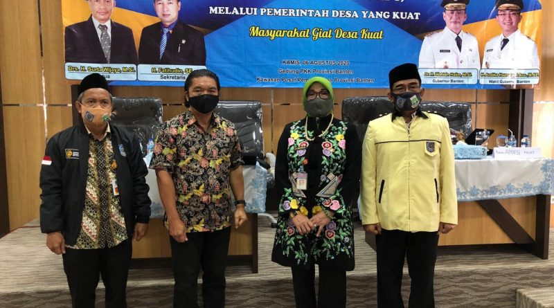 Sekda Al Muktabar: Penyalahgunaan Dana Desa Mampu Ditekan
