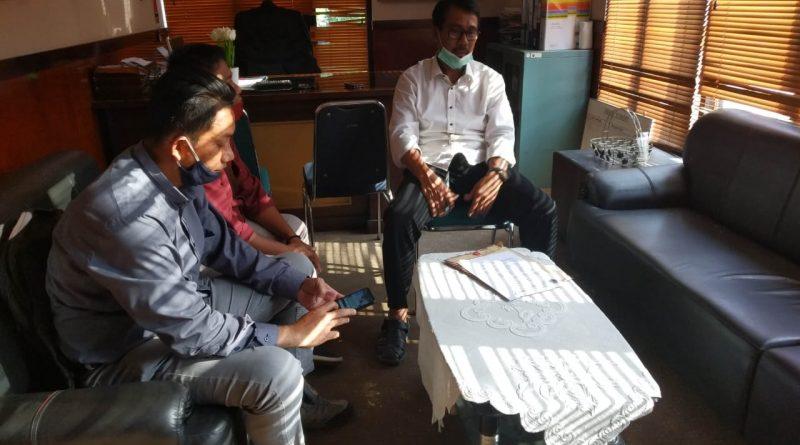 Gaji Tak Dibayar, Karyawan PT SCG Readymix Indonesia mengadu ke Disnakertrans Banten