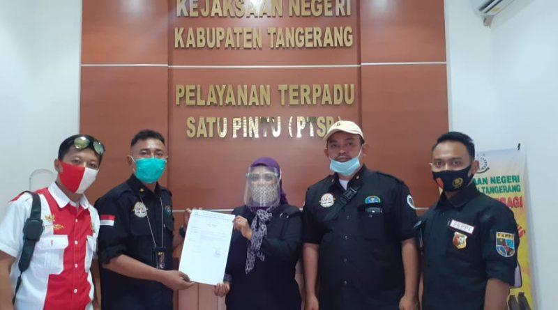 LSM Geram Banten Minta Kasus Pencatutan Nama Kejari Tigaraksa Diusut Tuntas