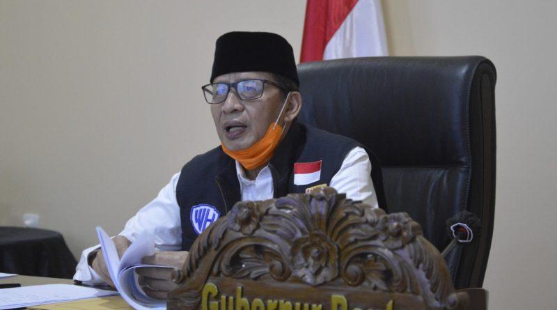 Gubernur Banten: Perpanjang PSBB Provinsi Banten Sebulan Penuh