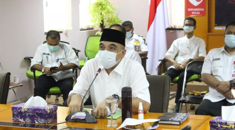 Bupati Tangerang Himbau Pesta Pernikahan Ditunda, Kasus COVID-19 Meningkat