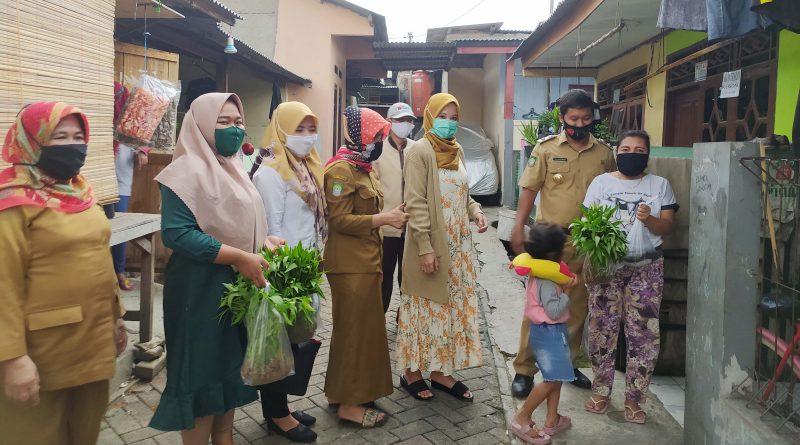Wali Kota Tangerang Apresiasi Pemanfaatan Lahan di Kantor Kelurahan