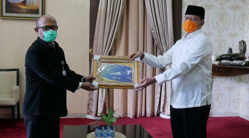 Raih WTP, Pemprov Banten Raih Penghargaan dari Kementerian Keuangan