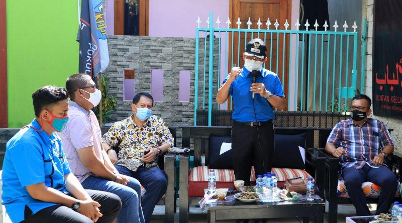 Pemkot Tangerang Ajak Pemuda Terus Berinovasi Di Tengah Pandemi