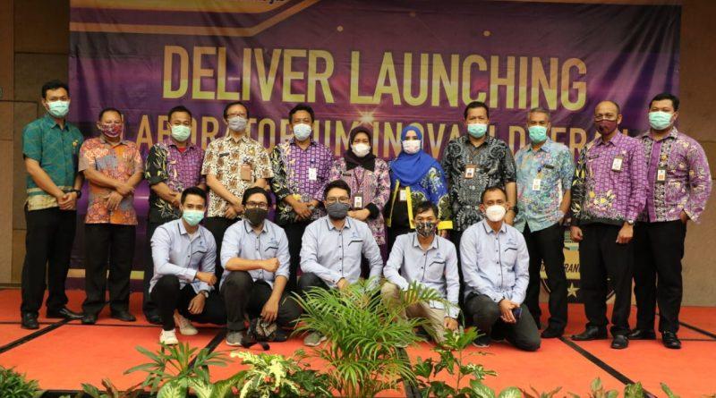 Rekapitulasi Data Deliver Launching Laboratorium Inovasi Daerah Kabupaten Tangerang