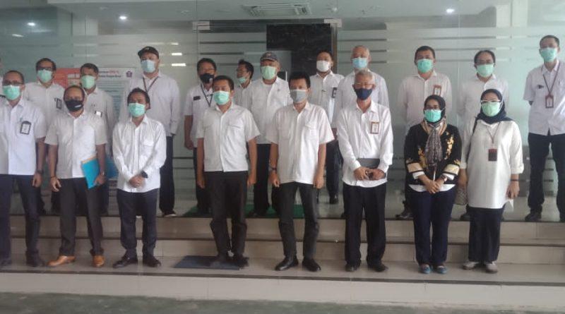 Menteri PUPR Sambangi Kantor BBWSC-3 Banten