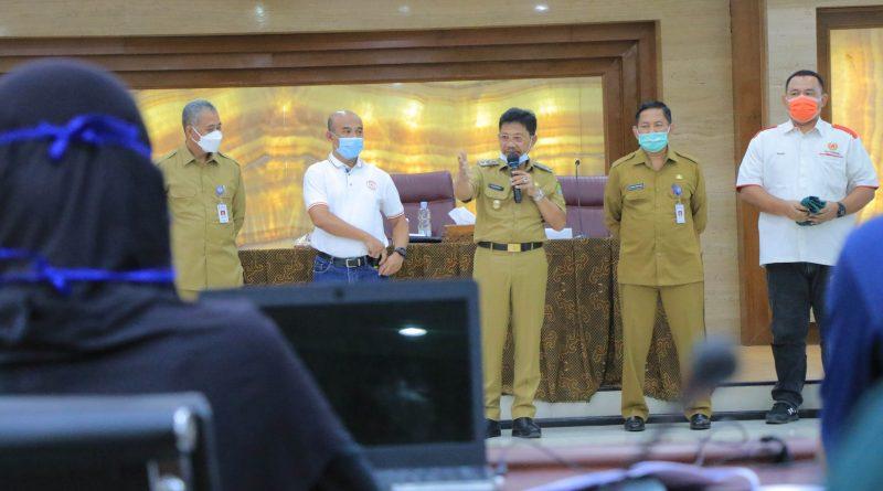 Pemkot Tangerang Gelar Bimtek Guna Tingkatkan Kompetensi Jelang Porprov 2022