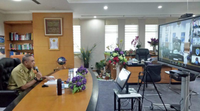 Bupati Tangerang Pinta Guru Terus Berinovasi di Tengah Pandemic Covid-19