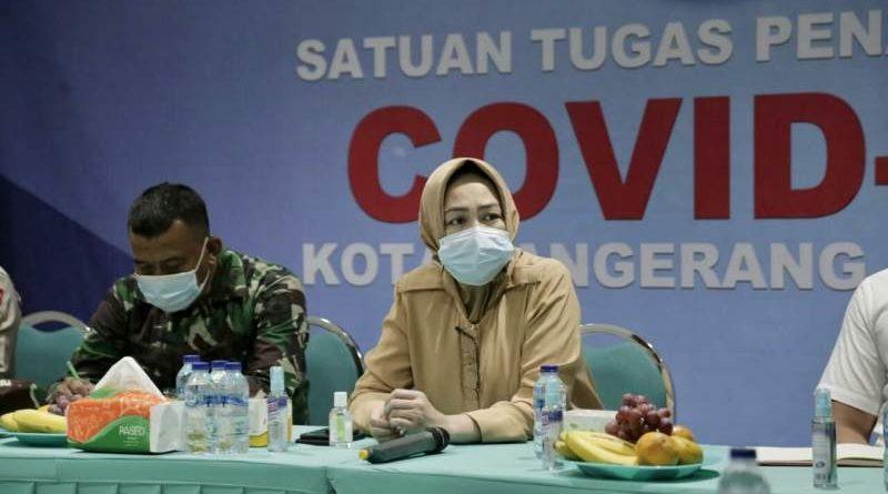 Walikota Tangerang Selatan : Warga Harus Jaga Sistem Kekebalan Tubuh Dimasa Pandemic Covid-19