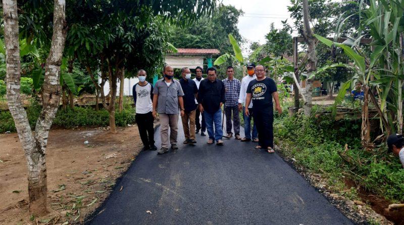 HPN 2021, SMSI Tuntaskan Bangun Jalan dan Sanitasi untuk Masyarakat