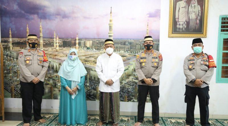 Bangun Sinergisitas Ulama-Umara, Kapolresta Tangerang Sowan ke Ketua MUI