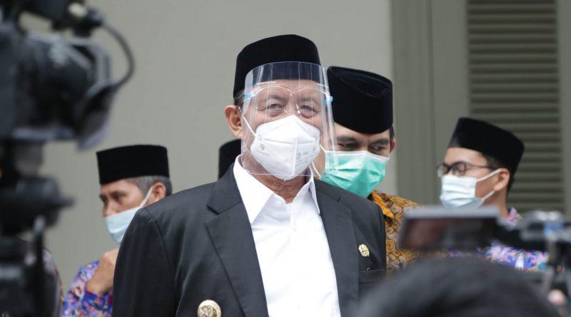 Gubernur Banten Perpanjang Tahap Kelima PSBB
