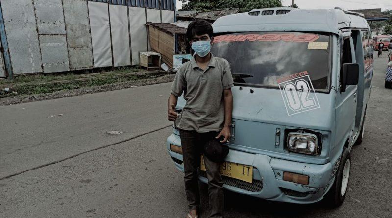Supir Angkot Tunggu Kebijakan Pemerintah