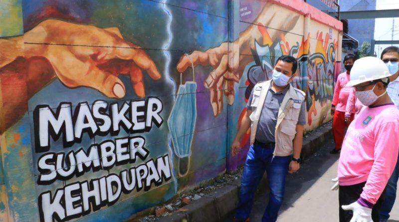 Kampung PINK Icon Baru di Kota Tangerang