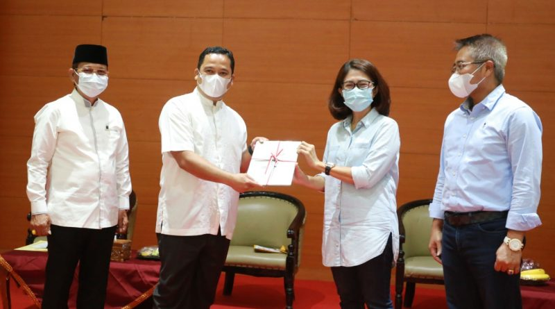 Pemkot Terima 190 Sertipikat Hak Pakai Tanah Dari BPN