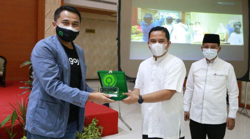 Pemkot Jalin Kerjasama Dengan 2 Startup Terbesar di Indonesia