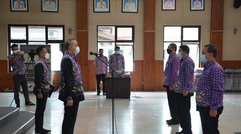 Bupati Tangerang Kukuhkan TPAKD Kabupaten Tangerang
