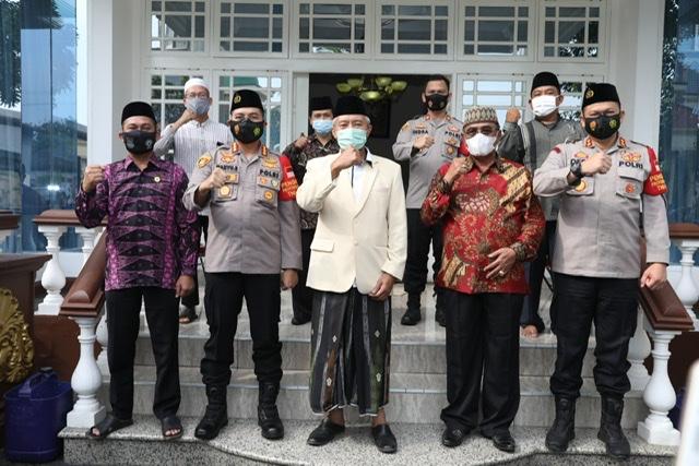 Kapolresta Tangerang Silaturahmi ke Tokoh Masyarakat