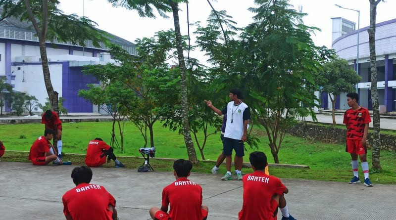 Futsal Banten Siap Tampilkan yang Terbaik di Papua