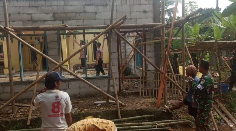 TMMD Ke 110, Rehab Majlis Taklim