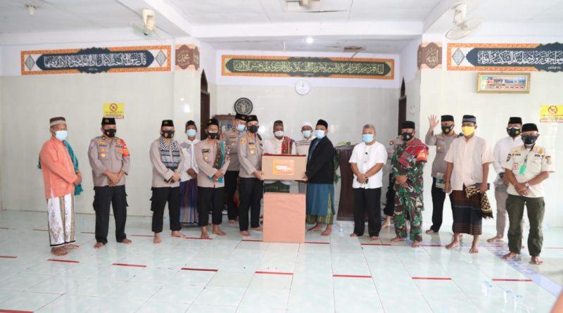 Kapolresta Tangerang Gelorakan Pendekar Banten